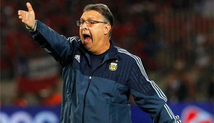 """El """"Tata Martino"""" se hartó y renunció a la Selección Argentina"""