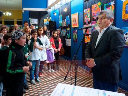 Fue inaugurada la 11º Muestra municipal Día del Niño