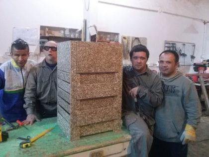 ATIADIM presentó nuevos productos de la Carpintería Sustentable