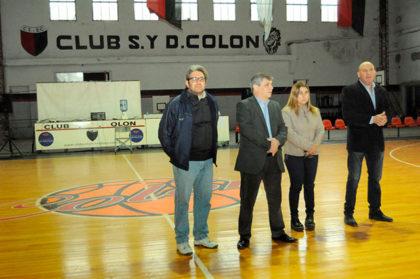 Comenzó el torneo intercolegial de handball
