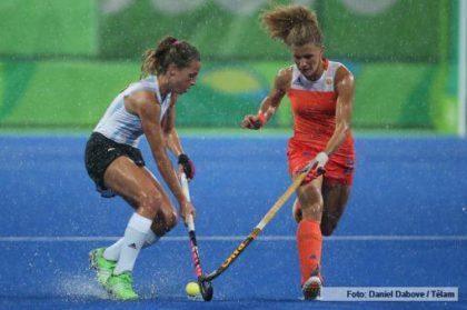 Las Leonas dieron pelea, pero cayeron ante Holanda y se quedaron afuera de Río