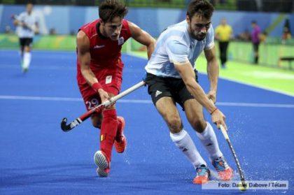 Histórico: Los Leones, campeones olímpicos en hockey sobre césped