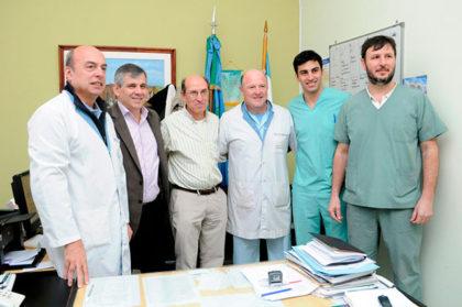 Se incorporó el servicio de cirugía bucomaxilofacial en el Hospital