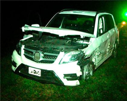 Empresario chino radicado en Bragado se estrelló contra un camión en la ruta