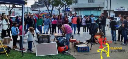 Plaza Principal: 15°Encuentro Nacional de Artesanos a pleno