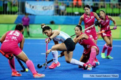 Hockey sobre césped: Las Leonas golearon a Japón