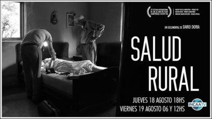 Salud Rural: Un documental de Darío Doria, con producción chivilcoyana, por INCAA TV