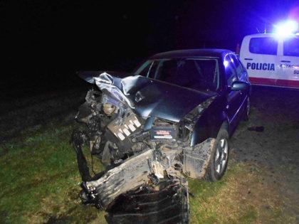Violenta colisión sobre Ruta Nº 5 en la que participó una chivilcoyana