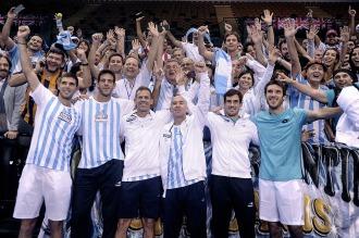 Argentina será primer cabeza de serie en el sorteo de la Davis 2017