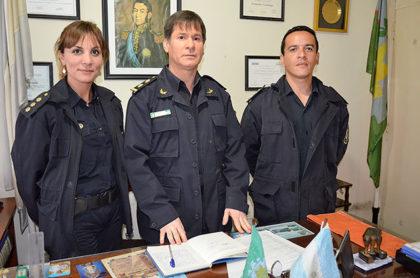 Cambio de titular en la Sub Comisaria Garelli