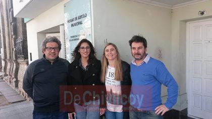 El Colegio de Nutricionistas entregó donaciones al Hogar de Abrigo