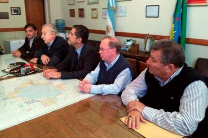 Reunión con autoridades de la Universidad de Lomas de Zamora por nuevas carreras