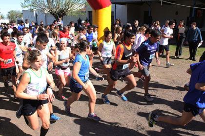 Se realizó la 1° carrera en Gorostiaga