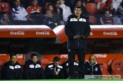 """Copa Sudamericana. Almirón: """"Ya nos vamos a ver cara a cara con Milito"""""""