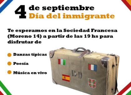 Celebración del Día del Inmigrante