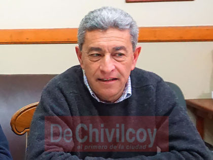 """Contador Di Renzo. """"No está en duda el pago de los sueldos municipales"""""""