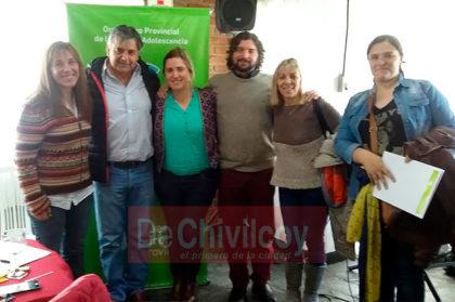 Desarrollo Social presente en el 2° Encuentro Regional del Consejo Provincial de Niñez y Adolescencia