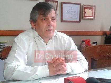 Intendente Britos: Anunció importantes obras para el Distrito de Chivilcoy