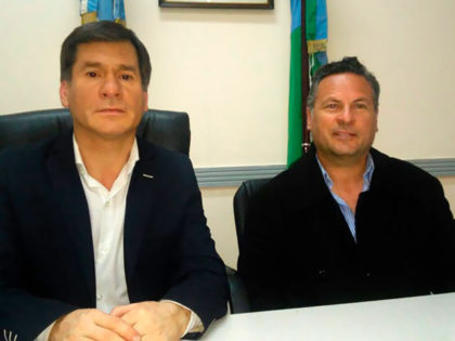 """[VIDEO] El Comisario Báez y el Director de Tránsito, Calandrino, sobre el megaoperativo """"Las Palmeras"""""""