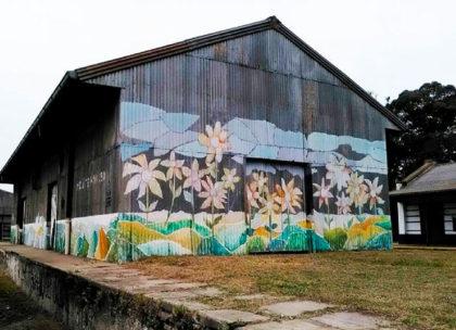 Alberti transforma galpón de la estación de ferrocarril en espacio cultural