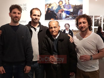 """El """"Colectivo La Confianza"""" estrenó en Alberti """"La vida de Oscar"""""""