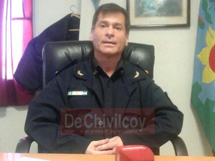 """Operativo Motos: """"Se actuó en virtud de los reclamos de la comunidad"""" dijo el Comisario Báez"""