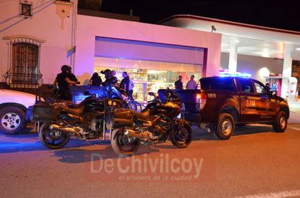 Motos: Grupo Especializado de la Provincia realizó operativos en la vía pública