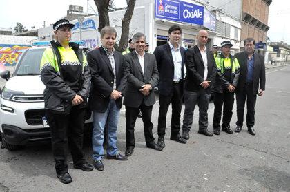 Se puso en funcionamiento la nueva Guardia Urbana de Chivilcoy