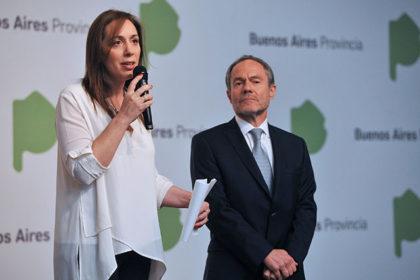 Vidal anunció reforma integral del Servicio Penitenciario Bonaerense