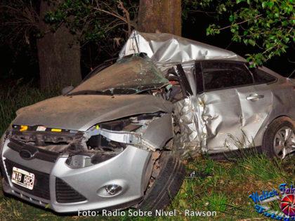A la altura de Chacabuco, choque fatal entre las Rutas 7 y 30: dos muertos