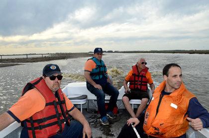 Defensa Civil rescata el cuerpo de un pescador ahogado en aguas del Río Salado
