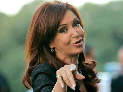 Encuesta de opinión sobre Cristina Kirchner