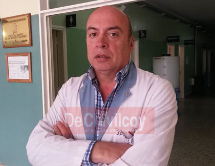 Hospital Municipal: Un rayo quemó la central telefónica