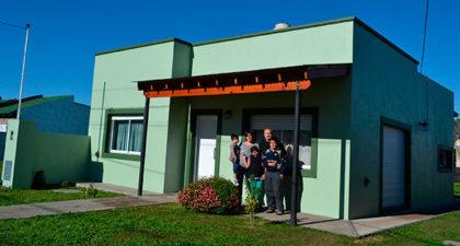 10.066 familias bonaerenses ya se inscribieron en Procrear Solución Casa Propia