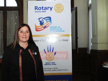 """El Rotary Club Chivilcoy Oeste entregó las distinciones """"Esperanza de la Patria"""""""
