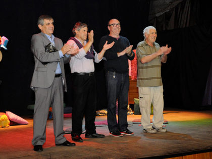 "Comenzó el festival ""Chivilcoy Teatrero 2016"""