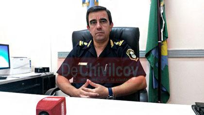 """Comisario Mayor Montañez: """"Hablamos realmente de Policía de Proximidad"""" sobre la Policía Local"""