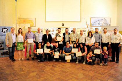 Escuela Técnica: Entrega de premios del Concurso INTERCAMBIO