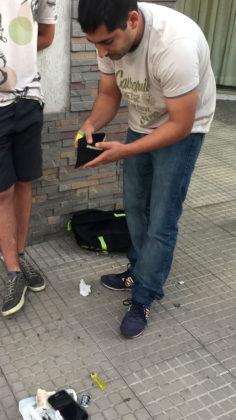 Hurto: Detienen a una persona con domicilio en Moreno