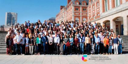 La municipalidad participó del primer Plenario del Consejo Provincial de Niñez y Adolescencia