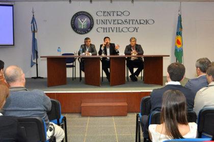 """Se presentó el libro """"Las 4 Argentinas y su grieta social"""""""