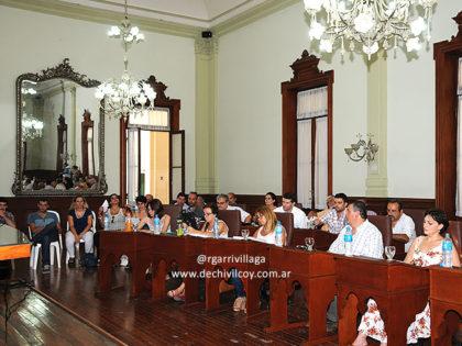 Concejo Deliberante: Orden del Día para la sesión de hoy