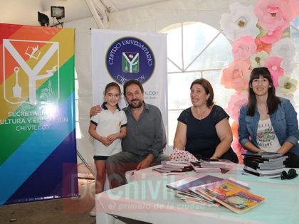 Ricardo Mariño en la Feria del Libro