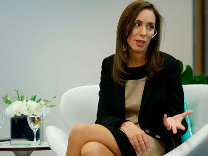 """María Eugenia Vidal: """"El paro docente no es el camino"""""""