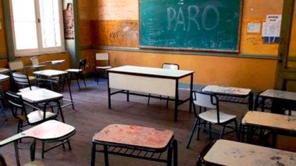 Publicación pedida: Los docentes de la provincia de buenos aires paramos el 10 de noviembre