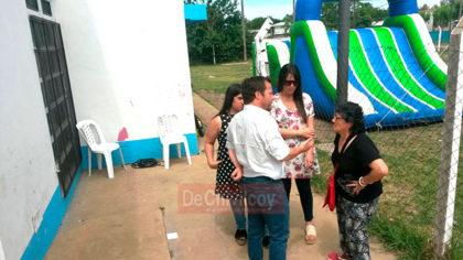 CIC Sur: ANSES y PAMI atención descentralizada en barrios