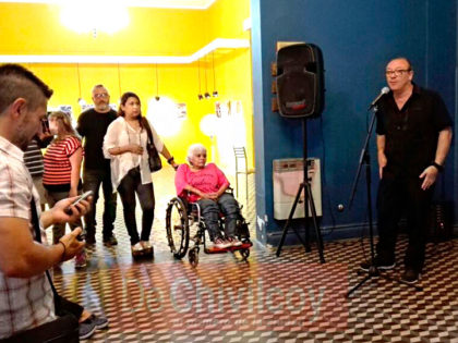 """Se presentó la muestra """"Tal Como Soy"""" en el Museo Pompeo Boggio"""