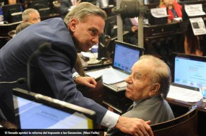 Con amplio apoyo, el Senado aprobó la reforma de Ganancias que acordó el Gobierno con la CGT