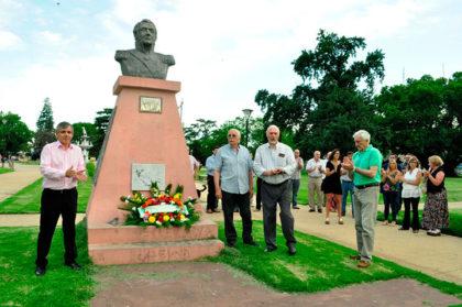 Acto por el 171º aniversario de la creación del partido de Chivilcoy