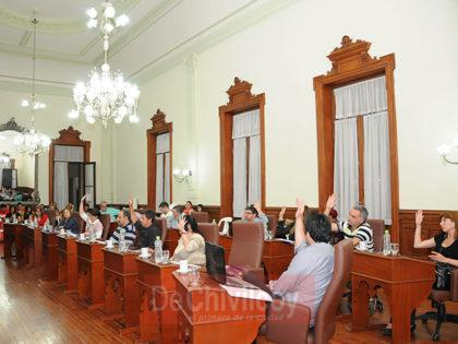 Concejo hoy: Sesión de Mayores Contribuyentes y Sesión Ordinaria